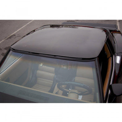 C3 Corvette Roof Panel Blue Acrylic 1-Piece 1968-1982 - [Corvette Store Online]