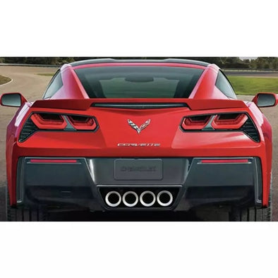 C7 Corvette Taillight Blackout Kit Acrylic | 2014-2019