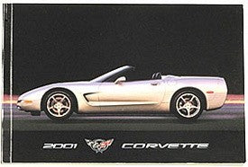 Corvette Owner's Manual 2001 - [Corvette Store Online]