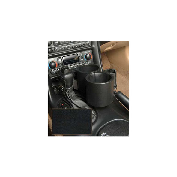 C5 Corvette Two-Drink Holder, Console, Plug & Chug, 1997-2004 - [Corvette Store Online]