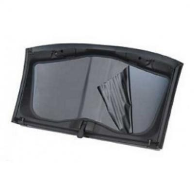 C6 Corvette Inner Roof Panel Sunliner | Solid Black | 2005-2013 - [Corvette Store Online]