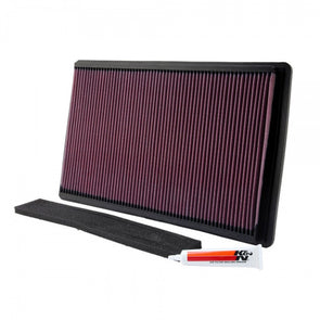 C6 Corvette Air Filter | LS2 | K&N | 2005-2007 - [Corvette Store Online]