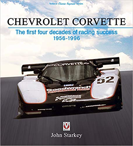 Chevrolet Corvette: The first four decades of racing success 1956-1996 Hardcover - [Corvette Store Online]