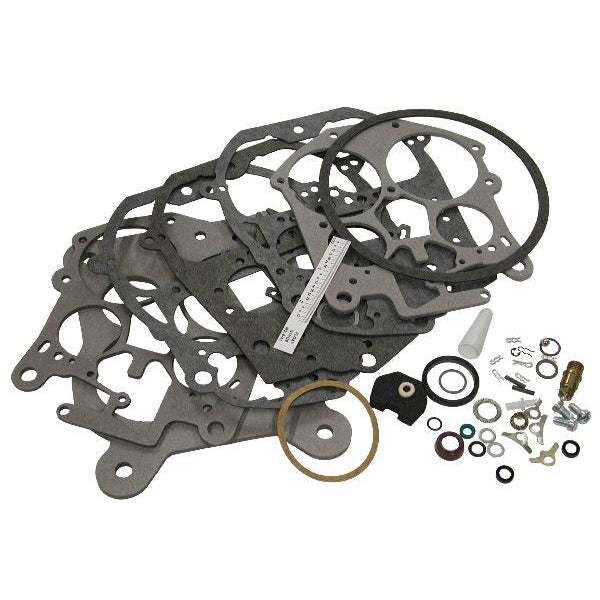 Corvette Carbureter Rebuild Kit, Major, For Cars With Rochester Q-Jet, 1979-1980 - [Corvette Store Online]