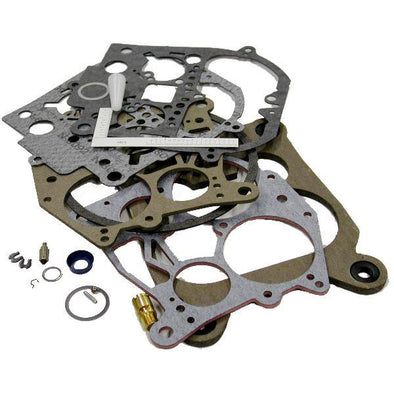 Corvette Carburetor Rebuild Kit, Major, For Cars With Rochester Q-Jet, 1973-1974 - [Corvette Store Online]