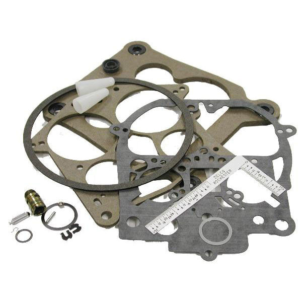 Corvette Carburetor Rebuild Kit, Major, For Cars With Rochester Q-Jet, Small Block, 1972 - [Corvette Store Online]