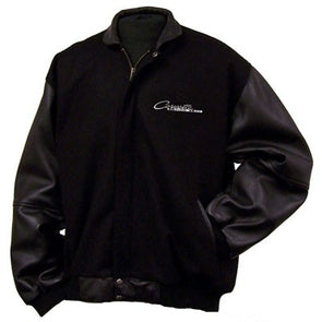C2 Corvette Varsity Jacket / Lamb Sleeves - [Corvette Store Online]
