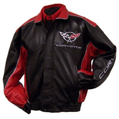 C5 Corvette Performance Jacket with Inlay - [Corvette Store Online]