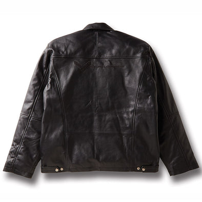 C7 Corvette Lambskin Fashion Jacket - [Corvette Store Online]