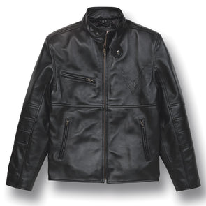 Corvette Next Generation Lambskin Jacket - [Corvette Store Online]