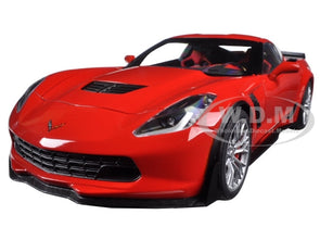 2016 Chevrolet Corvette C7 Z06 Torch Red 1/18 Model Car - [Corvette Store Online]