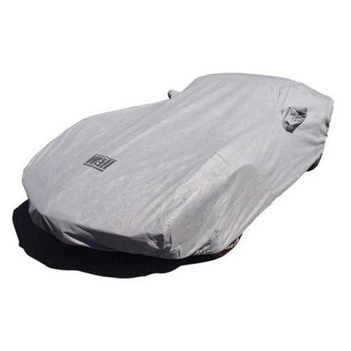 "Corvette Car Cover | ""The Wall"" 