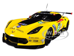 Chevrolet Corvette C7 R #64 1/18 Model Car - [Corvette Store Online]