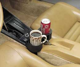 C3 Corvette Twin Drink Holder, 1968-1982 - [Corvette Store Online]