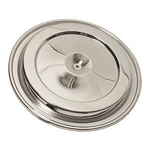 C3 Corvette Air Cleaner Cover, Chrome, 1976-1981 - [Corvette Store Online]