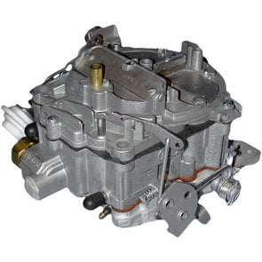 Corvette Carburetor, 350ci/195hp & 250hp,  4-Speed Transmission, Rochester, Rebuilt, 1974 - [Corvette Store Online]