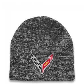 Corvette Racing C8.R Double Knit Beanie