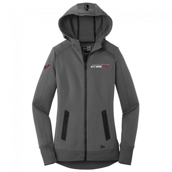 Corvette Racing C8.R Ladies New Era® Fleece Jacket