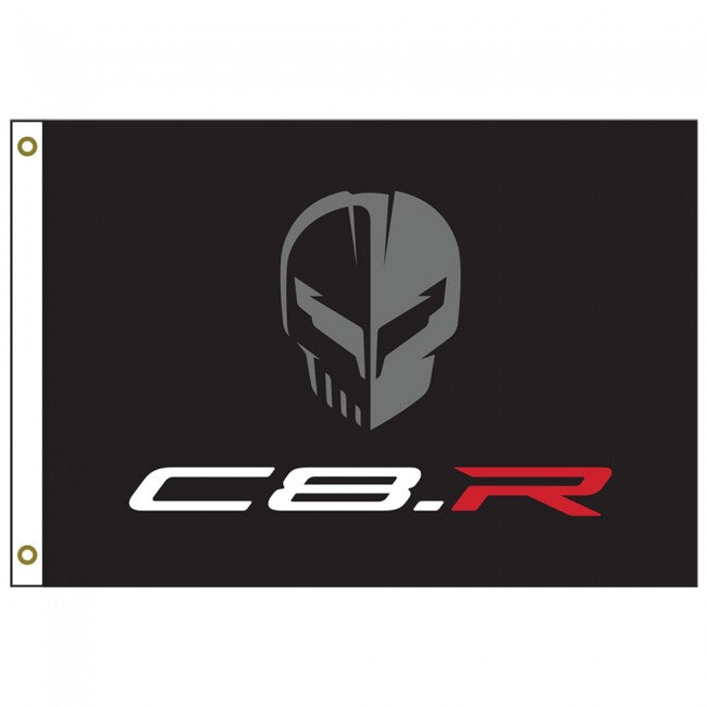 Corvette Racing C8.R Jake Flag