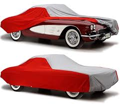 C1 Corvette Covercraft WeatherShield HP All Weather Car Cover