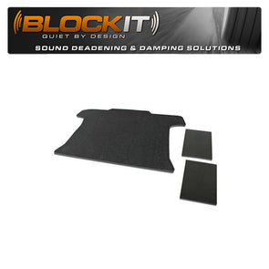 C5 Corvette | Blockit Quick & Quiet Drop-In Noise Deadening Mats - [Corvette Store Online]
