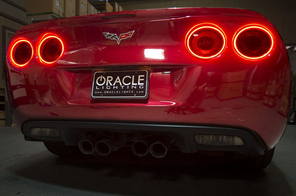 C6 Corvette 2005-2013 ORACLE LED Waterproof Afterburner Kit - [Corvette Store Online]