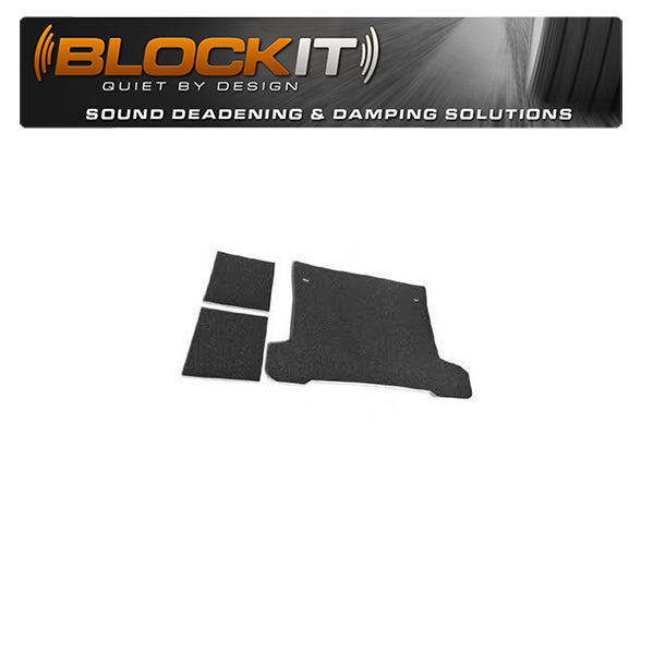 "C7 Corvette Blockit ""Quick & Quiet"" Drop In Noise Deadening Mats - [Corvette Store Online]"