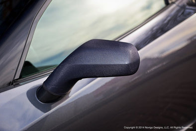 Corvette NoviStretch™ Mirror Covers - [Corvette Store Online]