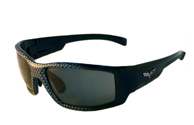 C7 Corvette Solar Bat 55 Carbon Fiber Sunglasses -Polarized or Non-Polarized - [Corvette Store Online]