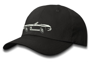 C2 Corvette 1967 427 Stingray Convertible Baseball Cap - Men & Ladies - [Corvette Store Online]