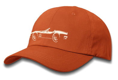 C3 Corvette 1969 Stingray Convertible Baseball Cap - Men & Ladies - [Corvette Store Online]