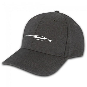 Corvette Next Generation Gesture Logo Performance Cap - [Corvette Store Online]