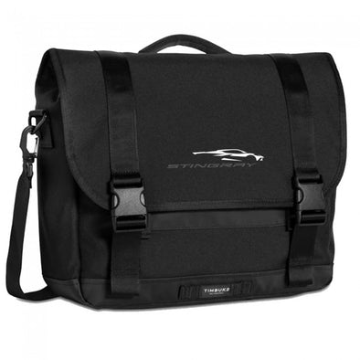 Corvette Next Generation Messenger Bag - [Corvette Store Online]