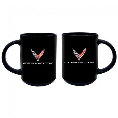 Corvette Next Generation 15 oz. Ceramic Mug - [Corvette Store Online]