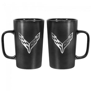 Corvette Next Generation 16 oz. Ceramic Mug - [Corvette Store Online]