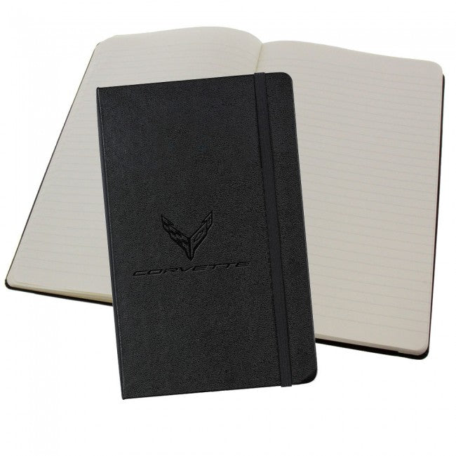 Corvette Next Generation Hardcover Journal/Notebook - [Corvette Store Online]