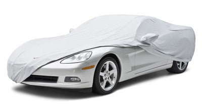 Corvette Autobody Armor Gray Car Cover - [Corvette Store Online]
