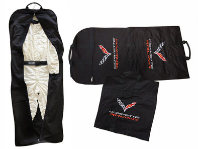 C7 Corvette Drivers Racing Suit Bag - [Corvette Store Online]