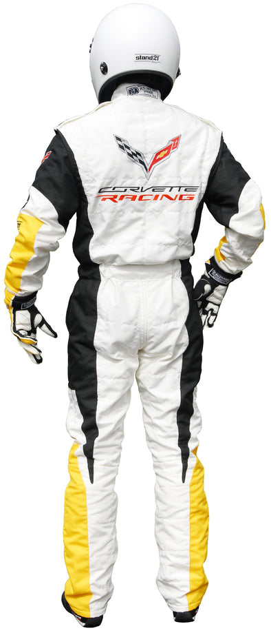 C7 Corvette Authentic Racing Drivers Suit - [Corvette Store Online]