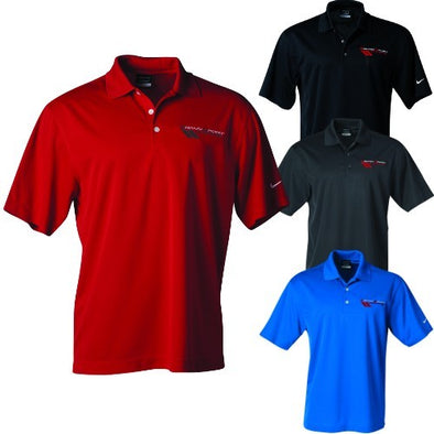 Grand Sport Nike Dri-FIT Polo - [Corvette Store Online]