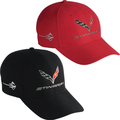 C7 Corvette Stingray Staydry Cap - [Corvette Store Online]