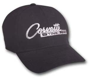 C2 Corvette Stingray Cap - [Corvette Store Online]