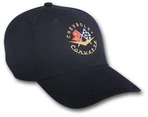 C1 Corvette Early Model Cap - [Corvette Store Online]