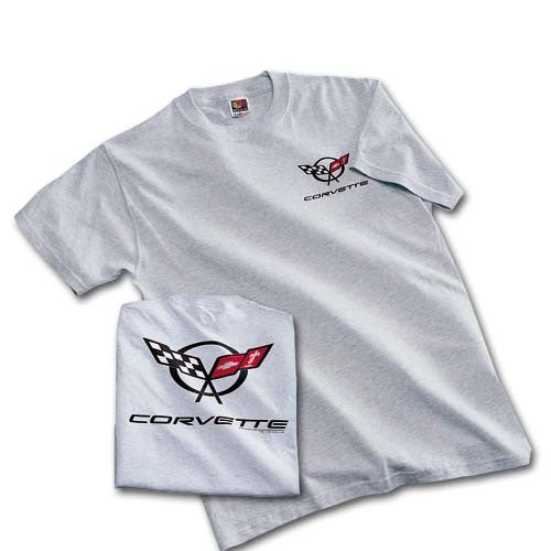 C5 Corvette Screened T-Shirt - [Corvette Store Online]