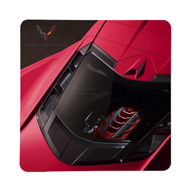 Next Generation C8 Corvette Engine Stone Coaster