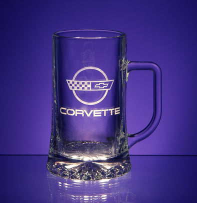 Corvette Logo Maxim Mug Glass (4)