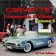 Corvette Commercials and Videos-Volume 5 DVD