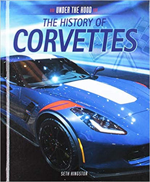 7d6378df83 The History of Corvettes (Under the Hood)