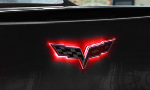 Chevy Corvette C6 Illuminated Emblem - [Corvette Store Online]
