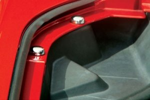 C5 & Z06 Corvette Button Screw Cover Kit 60pc - Chrome, 1997-2004 - [Corvette Store Online]